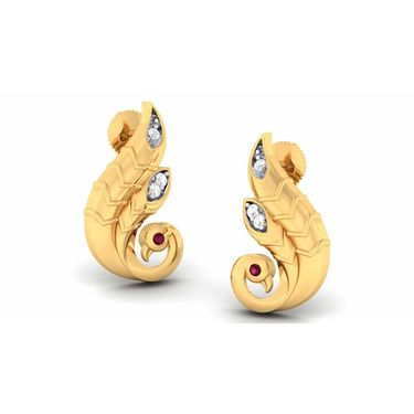 Kiara Sterling Silver Mukta Earrings_6280e
