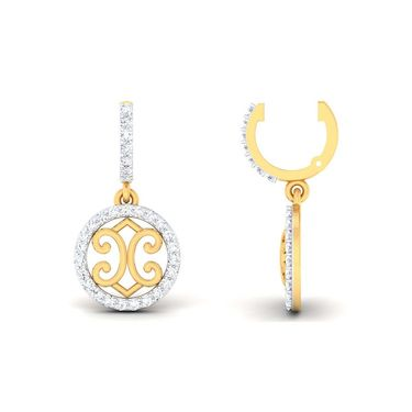 Kiara Sterling Silver Pranali Earrings_6294e