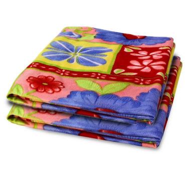 Storyathome Set of 2 Designer Printed Double Fleece Blanket-CA1214-CA1214