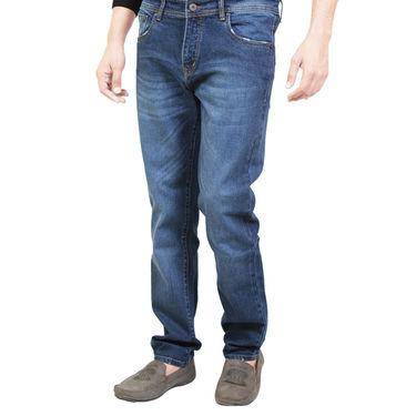 Branded Cotton Denim_Os22 - Blue