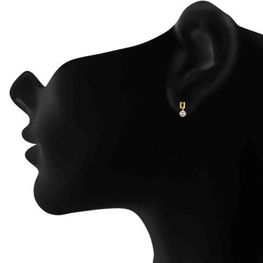 Mahi Rhodium Plated Swarovski Zirconia Pendant Set_Nl1105006g