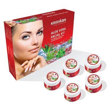 Pack of 5 Aloe Vera Facial Kit 250g
