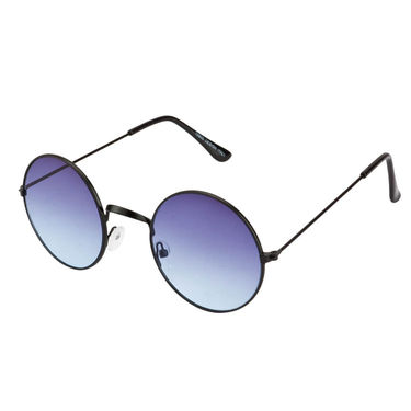 Mango People Metal Unisex Sunglasses_Mp10800bl02 - Black & Brown