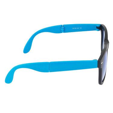 Mango People Plastic Unisex Sunglasses_Mp20156bl02 - Blue