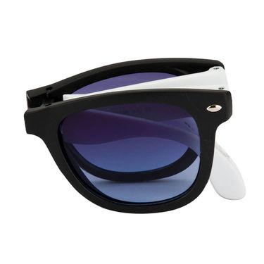 Mango People Plastic Unisex Sunglasses_Mp20156wh - Black