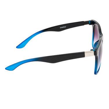Mango People Plastic Unisex Sunglasses_Mp39003dbl - Black