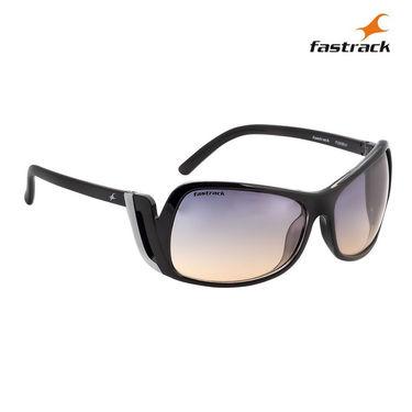 Fastrack 100% UV Protection Sunglasses For Men_P280bu1 - Blue