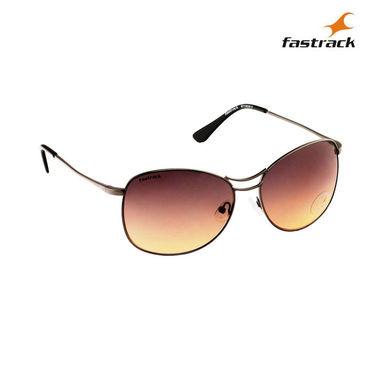 Fastrack 100% UV Protection Sunglasses For Women_M119gr1f - Gun Metal