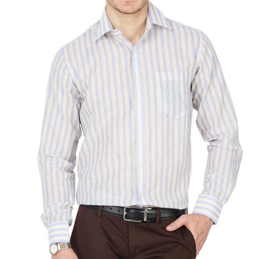 Pack of 3 Copperline Cotton Rich Formal Shirts_CPL10899131 - MultiColor