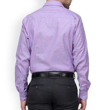 Copperline Cotton Rich Formal Shirt_CPL1160 - Maroon