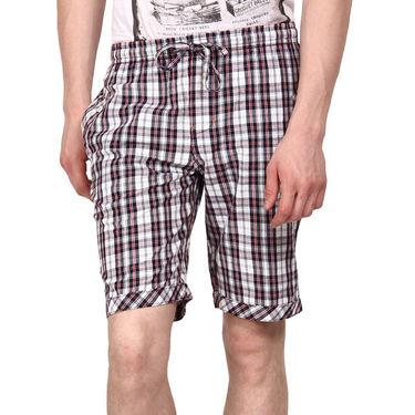 Wajbee Cotton Cargo Short For Men_Wna104 - Multicolor