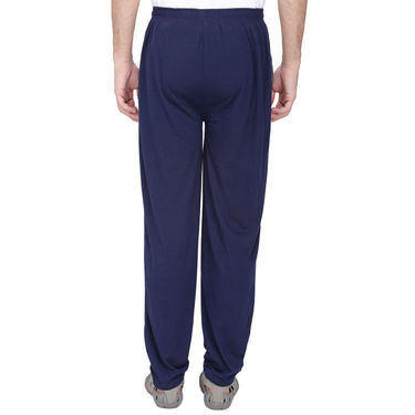 Pack of 2 Fizzaro Regular Fit Trackpants_Fl102106 - Grey & Blue