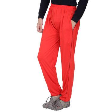 Pack of 2 Fizzaro Regular Fit Trackpants_Fl107106 - Red & Blue