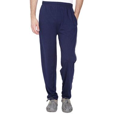 Pack of 2 Fizzaro Regular Fit Trackpants_Fl108106 - Brown & Blue