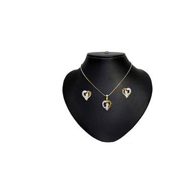 Combo of Pourni Pendant Set + Necklace Set + Bangle & Vintage Watch_Dcombo02