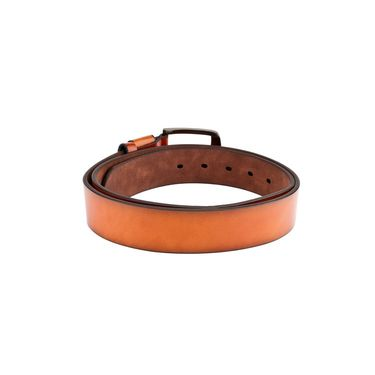 Swiss Design Leatherite Casual Belt For Men_Sd103tn - Tan