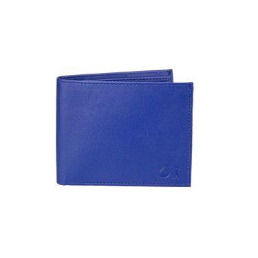 Mango People Stylish Wallet For Men_Mp100bl - Blue
