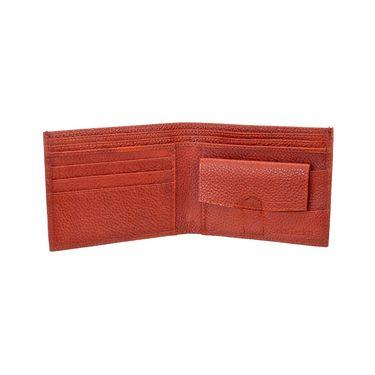 Swiss Design Stylish Wallet For Men_Sdw70650br - Brown