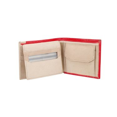Swiss Design Stylish Wallet For Men_Sdw74430rd - Red