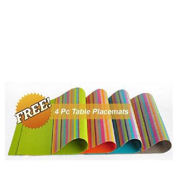 Storyathome Black Satin Stripes King Size 1 Bedsheet + 2 Pillow Cover -FE2065_TT