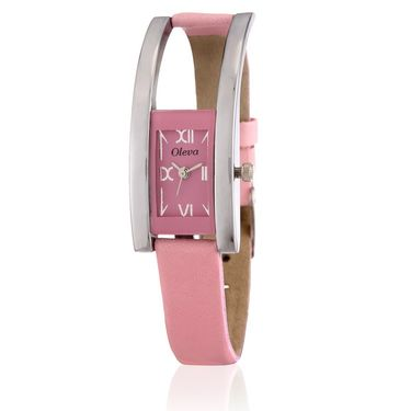 Oleva Analog Wrist Watch For Women_Olw6p - Pink