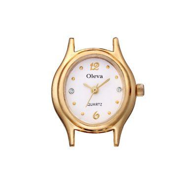 Oleva Analog Wrist Watch For Women_Opw72 - White