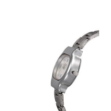Oleva Analog Wrist Watch For Women_Osw15w - White