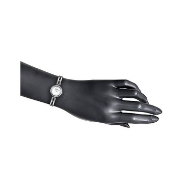 Oleva Analog Wrist Watch For Women_Osw17s - Silver