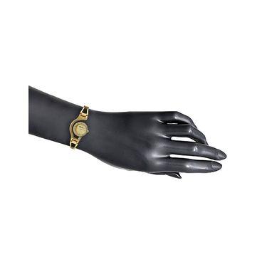 Oleva Analog Wrist Watch For Women_Osw19g - Golden