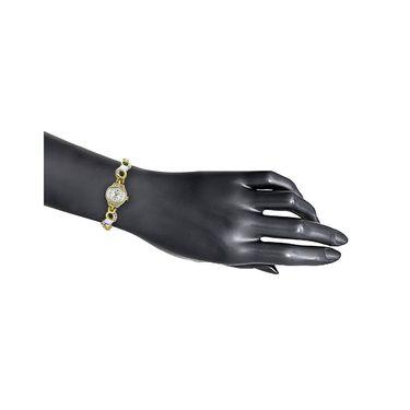 Oleva Analog Wrist Watch For Women_Osw24gw - White