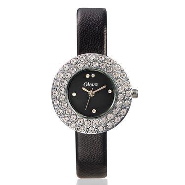 Combo of 3 Oleva Analog Wrist Watches For Women_Ovd176