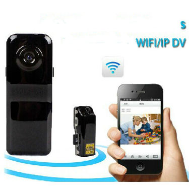 ZINGALALAA Wireless IP Network high-definition remote surveillance cameras p2p super small camera Wi-Fi phone monitoring package mail