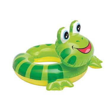 Intex Inflatable Animal Split Rings - Frog