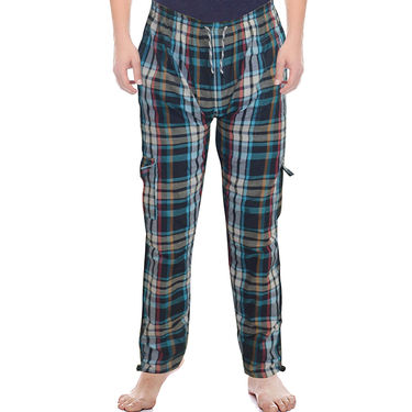 Delhi Seven Regular Fit Trackpant For Men_D7TP1B - Multicolor