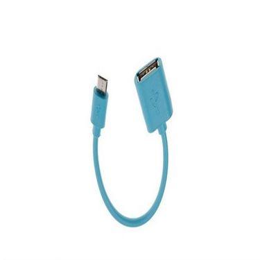 Flashmob Premium OTG Cable - Blue