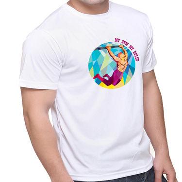 Oh Fish Graphic Printed Tshirt_Dmmgmrs