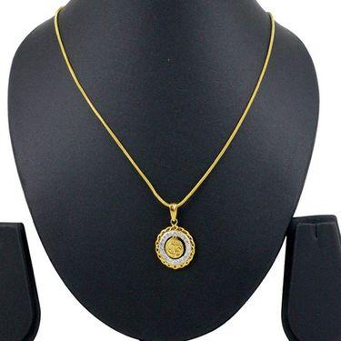 Spargz Brass Metal Pendant_Aip050