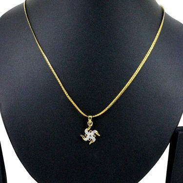 Spargz Brass Metal Pendant_Aip088