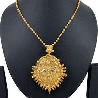 Spargz Brass Metal Pendant_Tlp90