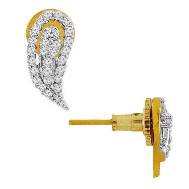 Spargz Brass Metal Earring_Aier129