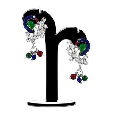 Spargz Brass Metal Earring_Aier143