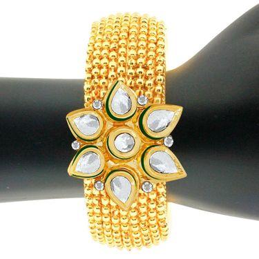 Spargz Brass Metal Kada_Aisk090