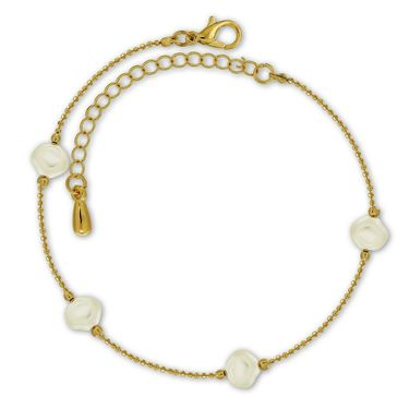 Spargz Alloy Metal Anklet_Aiank008