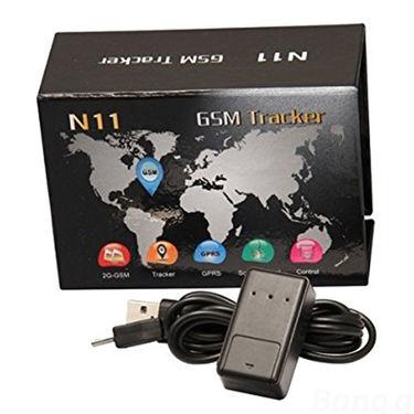 ZINGALALAA GPS/GPRS Tracker-N11 (Model No.005)