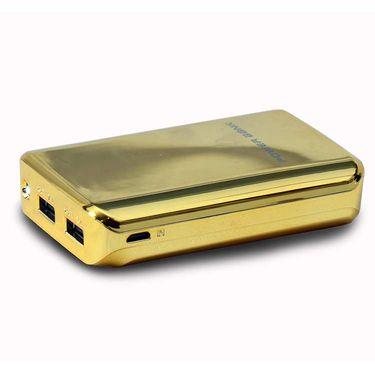 Vizio 6000 mAh Power Bank - Golden