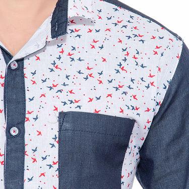 Printed Cotton Shirt_Gkfdswrbrd - Multicolor