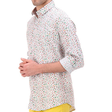 Printed Cotton Shirt_Gkfdswrgt - Multicolor