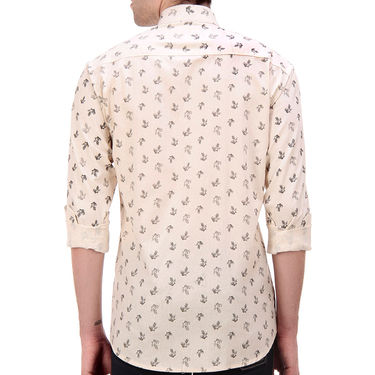 Printed Cotton Shirt_Gkfdsowsa - Multicolor