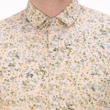 Printed Cotton Shirt_Gkfdscrml - Multicolor