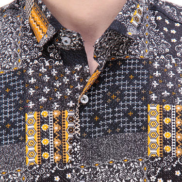 Printed Cotton Shirt_Gkdcsbly - Multicolor